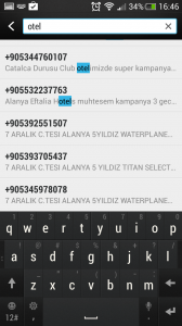 #sms #spammers